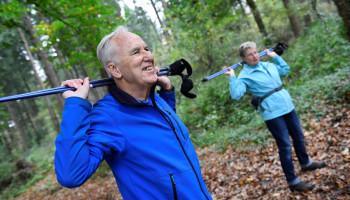 Feiten en cijfers over bewegen voor ouderen