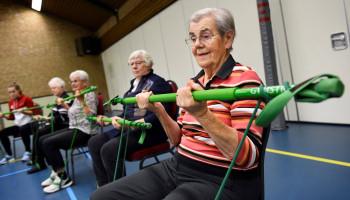 Subsidies, ondersteuning en financiering van sport en bewegen voor ouderen