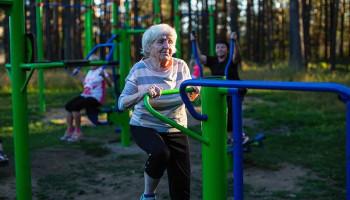 Wetgeving, kaders en kansen: Sport en bewegen voor ouderen