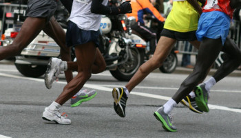 Snellere marathon met vlak schema?