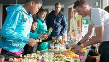Bij drie kwart Team:Fit-organisaties stijgt aanbod gezonde producten in sportkantine