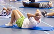 Het verleiden van ouderen tot meer sport en bewegen