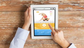 Fit en zelfredzaam door digitale ondersteuning