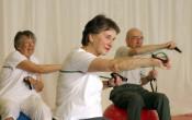 Bewegen voor betere cognitie bij mensen met dementie