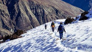 Klimmen naar een betere toekomst in de Pakistaanse bergen
