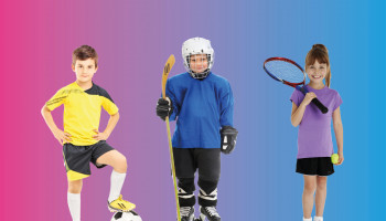 Sporttalent bij kinderen is te herkennen