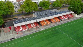 Apeldoornse voetbalvereniging is energiecentrale voor de buurt