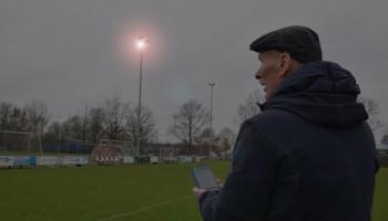 Voetbalclub SVN'69 ziet zichzelf als groene vereniging