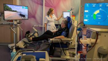 Bewegen voor nierdialysepatiënten