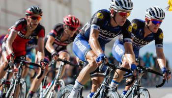Topwielrenners fietsen harder na trainingsprogramma met korte inspanningsblokken