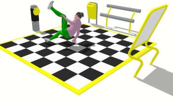 In 8 stappen naar een dansplein in de openbare ruimte