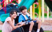 Samen buitenspelen door kinderen met en zonder beperking, hoe regel je dat?