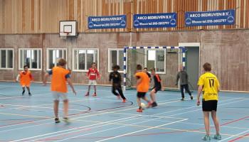Buurtsportcoaches Albrandswaard helpen verenigingen door corona heen