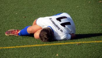 Voetbal en blessures