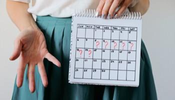 Stilvallen menstruatie hangt samen met lage botdichtheid