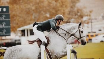 Paardrijden en blessures