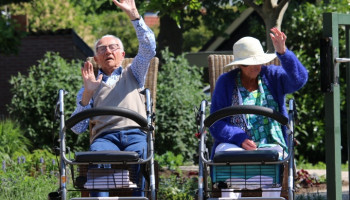 Lessen uit de lockdown: bewegen voor ouderen in instellingen (2)