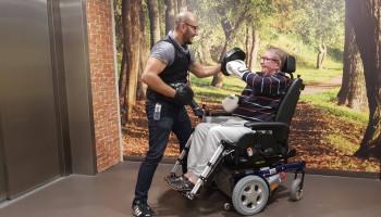 Lessen uit de lockdown: bewegen voor ouderen in instellingen (3)
