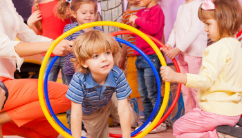 Zet als buurtsportcoach in op bewegen voor 0- tot 4-jarigen