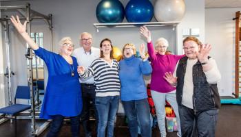 Ouderen vitaler door programma Thuis Onbezorgd Mobiel