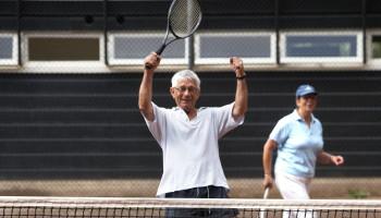 Landelijk beleid gericht op meer sporten en bewegen voor ouderen