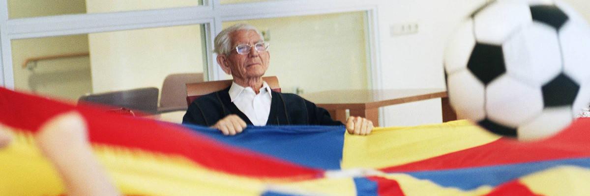 Beroemd Activiteiten voor dementerende ouderen | Allesoversport.nl #UC62